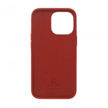 Crong Color Cover - Etui iPhone 13 Pro (czerwony)