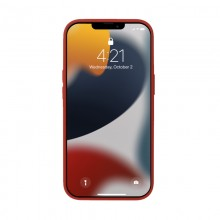 Crong Color Cover - Etui iPhone 13 Pro Max (czerwony)