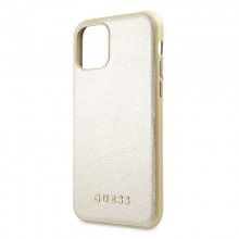 Guess Iridescent - Etui iPhone 11 Pro (Gold)
