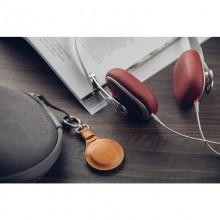 Moshi AirTag Key Ring - Brelok premium do Apple AirTag (Caramel Brown)