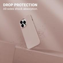 Crong Color Cover - Etui iPhone 13 Pro (piaskowy róż)