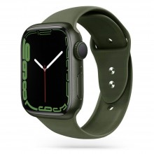 TECH-PROTECT ICONBAND APPLE WATCH 4 / 5 / 6 / 7 / SE (38 / 40 / 41 MM) ARMY GREEN