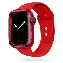 TECH-PROTECT ICONBAND APPLE WATCH 4 / 5 / 6 / 7 / SE (38 / 40 / 41 MM) RED