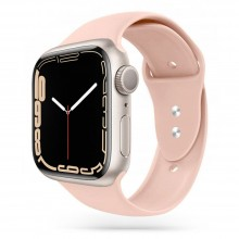 TECH-PROTECT ICONBAND APPLE WATCH 4 / 5 / 6 / 7 / SE (38 / 40 / 41 MM) PINK SAND