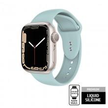 Crong Liquid - Pasek do Apple Watch 38/40/41 mm (miętowy)