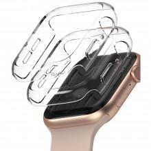 RINGKE SLIM 2-PACK APPLE WATCH 4 / 5 / 6 / SE (40 MM) CLEAR