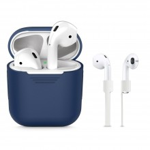 TECH-PROTECT ICONSET APPLE AIRPODS NAVY